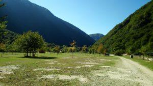 Caldo autunno in Val Canneto